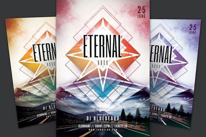 Thumbnail for Eternal Road Flyer