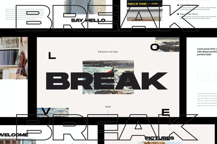 Thumbnail for Break - Keynote Business Corporate
