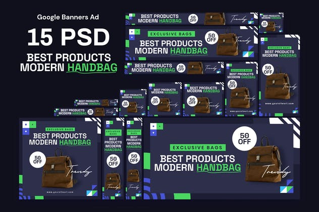 Products Sale Banners Ad