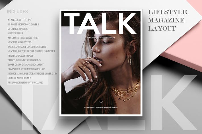 Thumbnail for TALK | LIFESTYLE MAGAZINE
