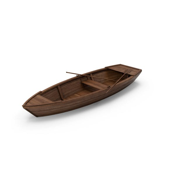 Cover Image for Wooden Boat