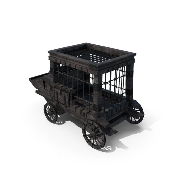 Thumbnail for Medieval Prisoner Trolley