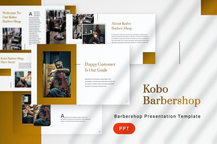 Thumbnail for Kobo - Powerpoint Template