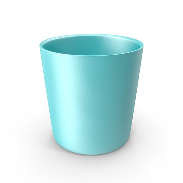 Blue Child's Cup