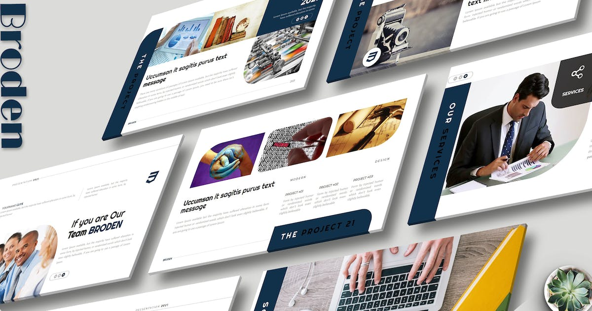 Download Broden - Powerpoint Template by Artmonk