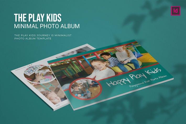 Thumbnail for Jouer enfants - Album photo