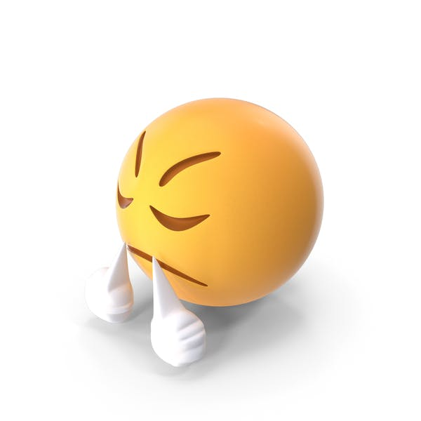 Very Mad Emoji