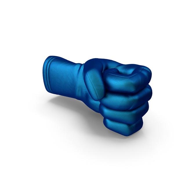 Glove Silk Hold Pose