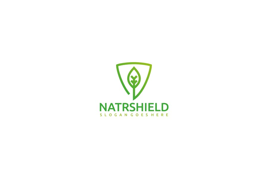 Nature Shield Logo
