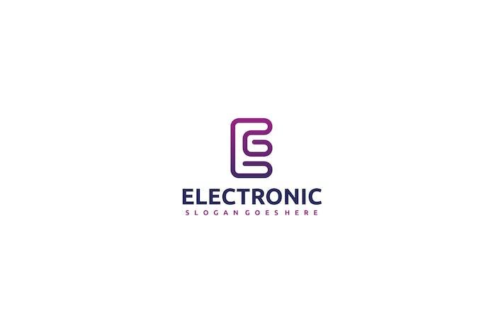 Thumbnail for E Letter Logo
