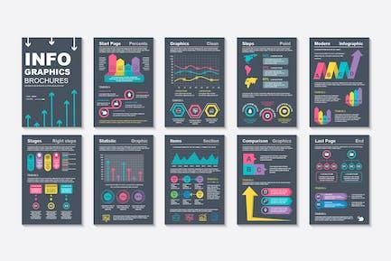 Infographic Brochure Data Visualization