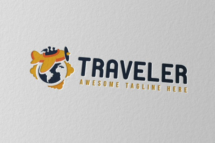 Thumbnail for Traveler Logo