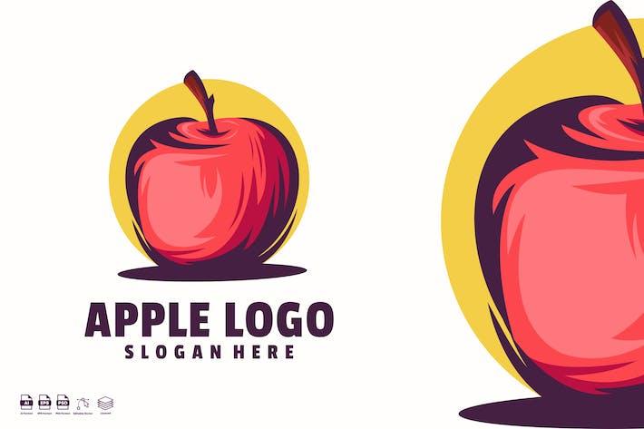 Thumbnail for Apple Logo template