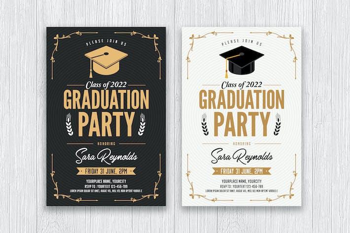Thumbnail for Invitation à la remise des diplômes