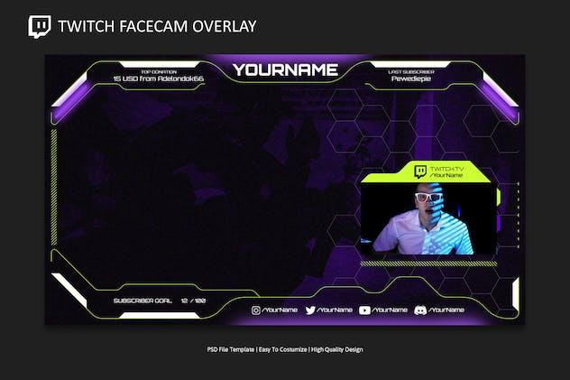 Video Overlay v11 | Video Streaming Overlay