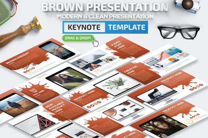 Thumbnail for Brown Keynote Presentation