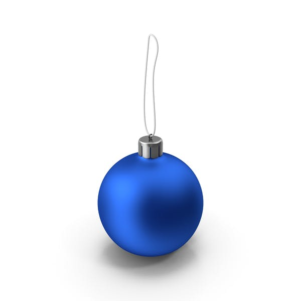 Thumbnail for Christmas Blue Ball