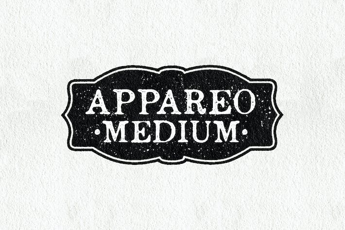 Cover Image For Appareo Medium