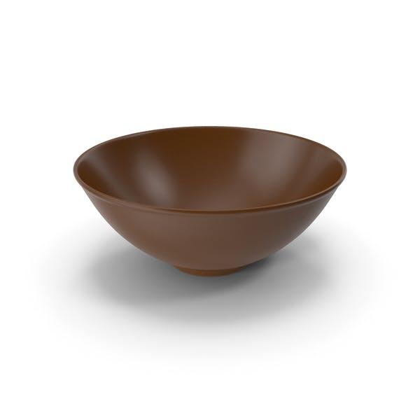 Cuenco marrón
