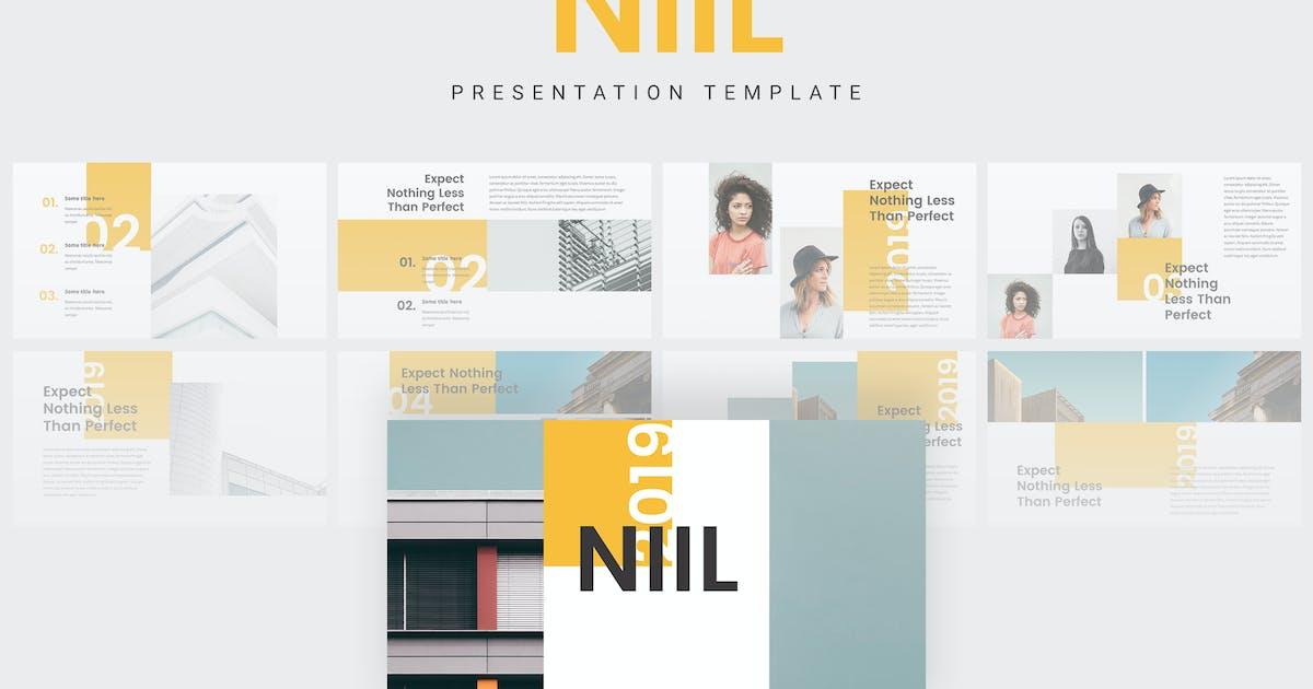 Download Niil - Keynote Template by amsupply
