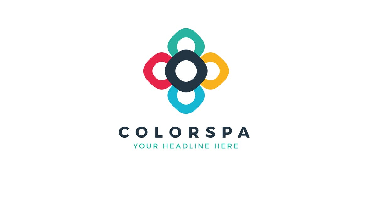Download ColorSpa Logo Template by Unknow