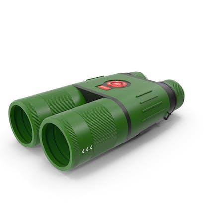 Binocular Green New