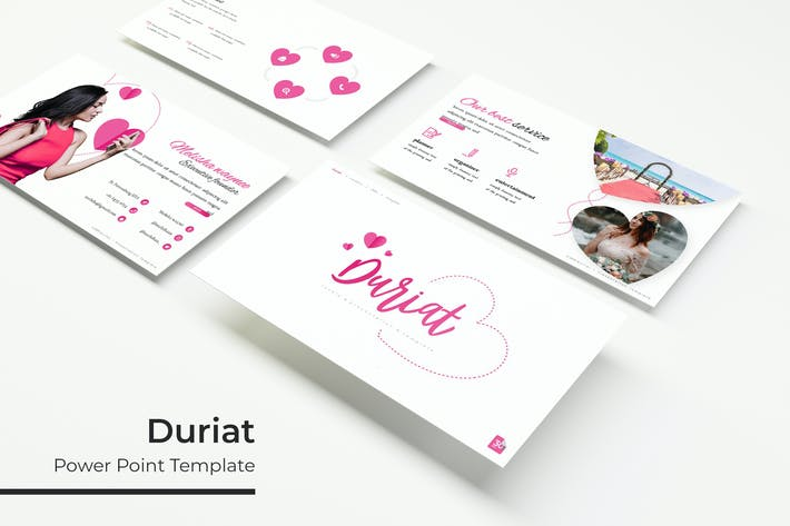 Thumbnail for Duriat - Powerpoint Template