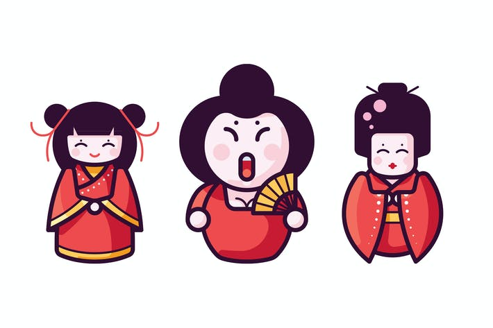 Thumbnail for Chinese doll