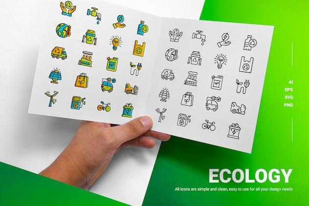 Ecology - Icons