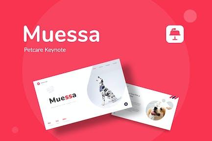 Muessa - Petcare Keynote