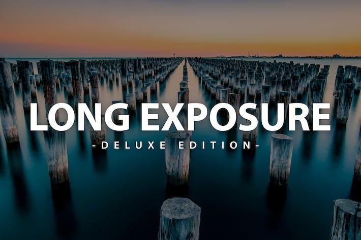 Длинная экспозиция | Deluxe Pack для мобильных и настольных ПК