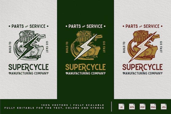 Artwork-Design - SuperCycle Company