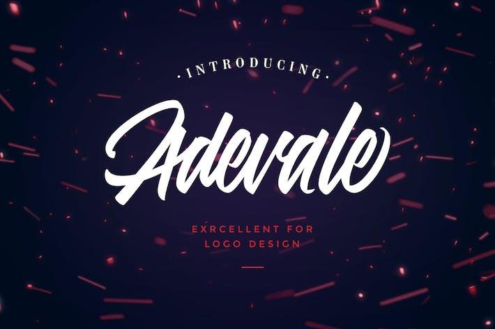 Thumbnail for Adevale script