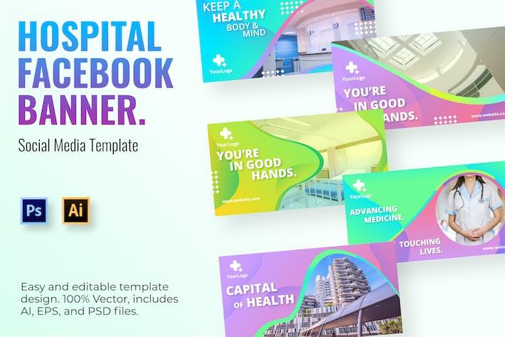 Hospital Social Media Template