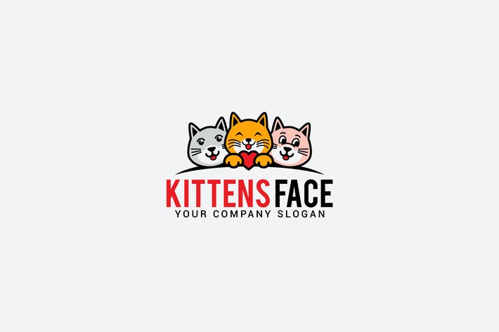 Thumbnail for kittens face