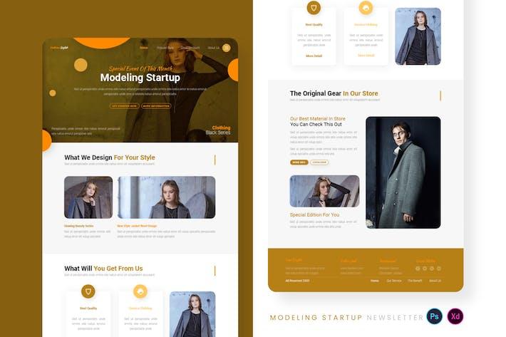 Thumbnail for Modellierung Startup-E-Mail Newsletter
