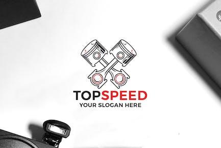 Top Speed Logo
