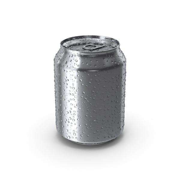 Fresh Stubby Soda Can