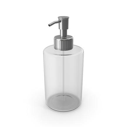 Dispensador de jabón vacío