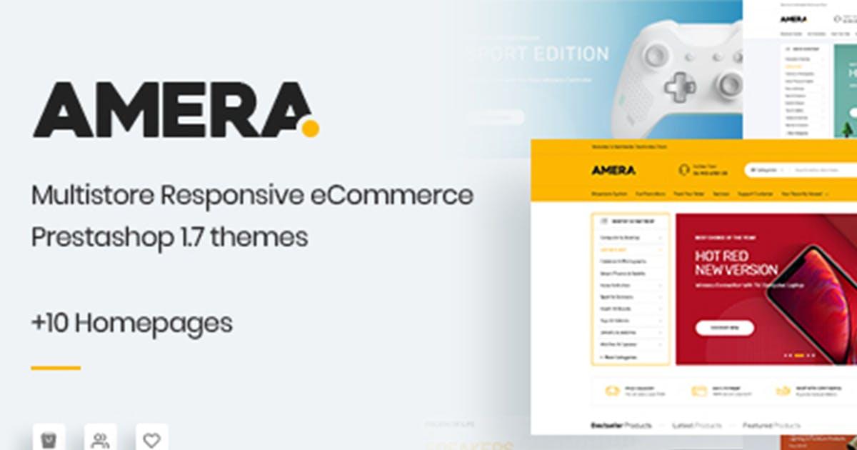 Download Amera - Responsive Prestashop 1.7 Theme by labertheme