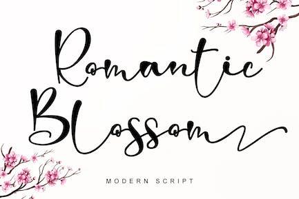 Flor romántica