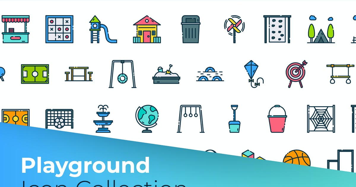 Download Playground Icon by GoodWare_Std