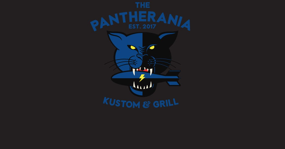 Download Pantherania Logo Template by Ijajil