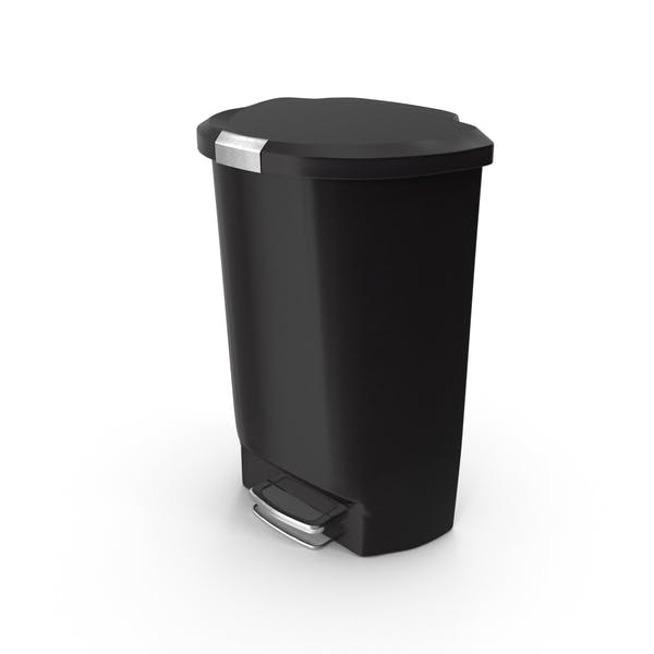 Cover Image for Kitchen Trash Can