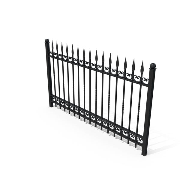 Thumbnail for Wrought Iron Fence