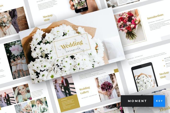 Thumbnail for Момент - Шаблон свадебной Keynote