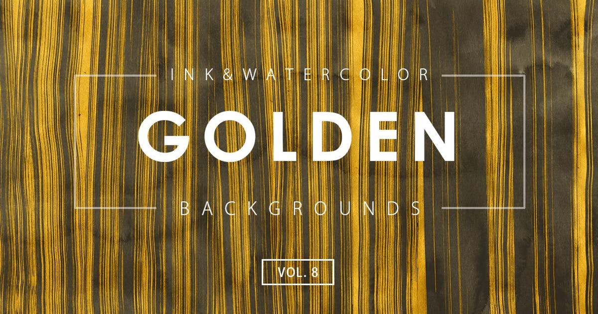 Download Golden Ink Backgrounds 8 by M-e-f