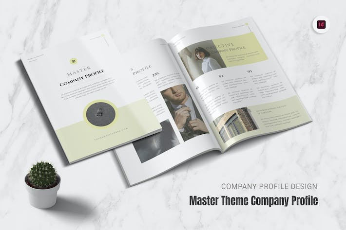 Thumbnail for Master Theme Company Profile