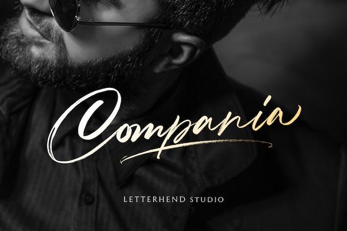 Thumbnail for Compania - Firma de lujo