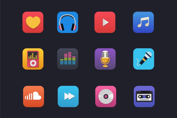 Thumbnail for Musical Icons
